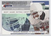 Shaun Rogers #/201