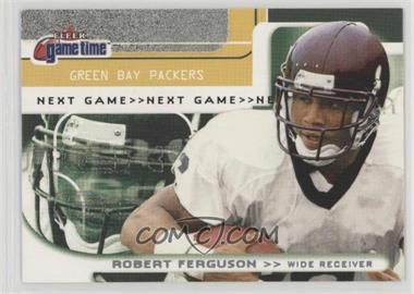 2001 Fleer Game Time - [Base] #121 - Robert Ferguson /2001