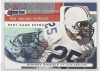 Ronney Daniels #/2,001
