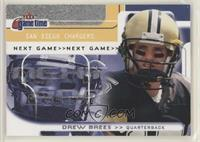 Drew Brees #/2,001