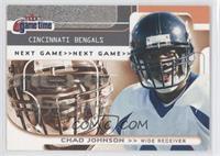 Chad Johnson #/2,001
