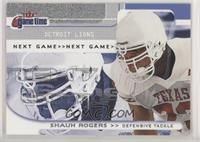 Shaun Rogers /2001