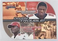 Warrick Dunn, Keyshawn Johnson