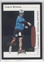 Chris Weinke /2001