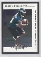 Correll Buckhalter /2001