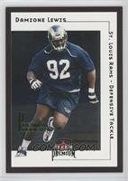 Damione Lewis #/2,001