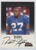 Ron Dayne