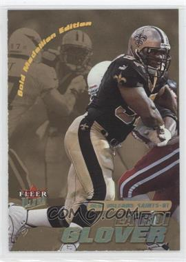 2001 Fleer Ultra - [Base] - Gold Medallion #199G - La'Roi Glover /250