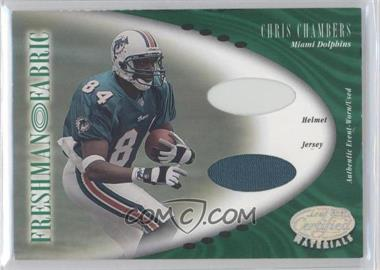 2001 Leaf Certified Materials - [Base] #113 - Chris Chambers