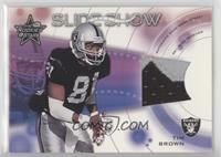 Tim Brown #/100