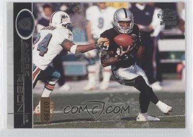 2001 Pacific - [Base] - Hobby LTD #317 - Andre Rison /99