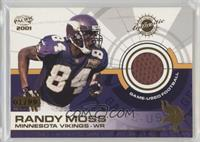 Randy Moss #1/99