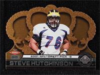 Steve Hutchinson #/1,750