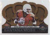 Santana Moss #/1,000