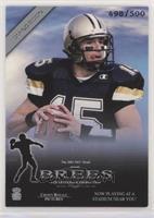 Drew Brees #/500