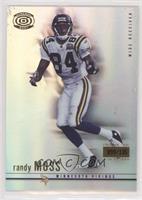 Randy Moss #/135