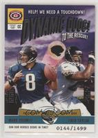 Mark Brunell, Fred Taylor #/1,499