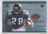 Fred Taylor /214
