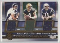 Brian Griese, Brett Favre, Drew Bledsoe