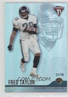 Fred Taylor #/58