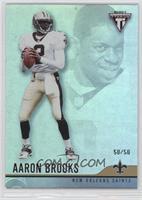 Aaron Brooks #/58