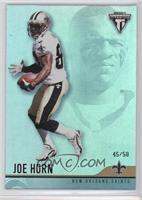 Joe Horn #/58