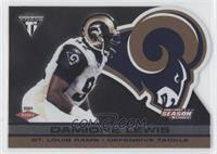 Damione Lewis #/795