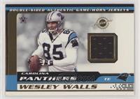 Wesley Walls, Frank Wycheck