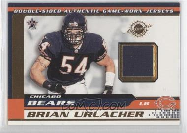 new style 6fb14 f88c6 2001 Pacific Vanguard - Double-Sided Jerseys #17 - Brian ...