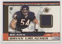 Brian Urlacher, Zach Thomas [Good to VG‑EX]