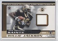 Willie Jackson, Jeff Blake