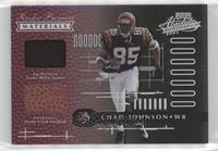Chad Johnson #/850