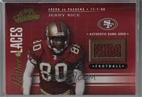 Jerry Rice [Noted] #/550