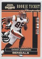 Chad Johnson /100