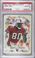 Jerry Rice [PSA 10]