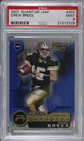 Drew Brees [PSA 9 MINT]