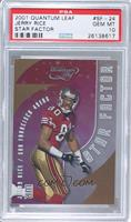 Jerry Rice /2000 [PSA 10]
