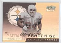 Casey Hampton, Jerome Bettis /550