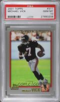 Michael Vick [PSA 10 GEM MT]