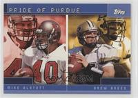 Mike Alstott, Drew Brees
