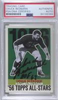 Chuck Bednarik [PSA/DNA Certified Encased]