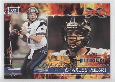 2001 Topps XFL - [Base] #19 - Charles Puleri