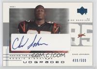 Chad Johnson /500