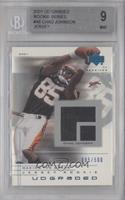 Chad Johnson /500 [BGS 9]