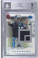 Chris Weinke /500 [BGS 9]