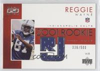 Reggie Wayne /500