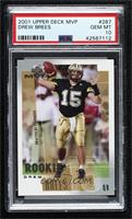 Drew Brees [PSA 10 GEM MT]