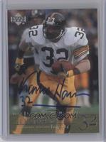 Franco Harris [JSA Certified Auto]