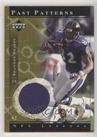 2001 Upper Deck NFL Legends - Past Patterns Football Cards