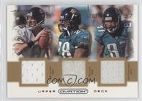 Mark Brunell, Fred Taylor, Keenan McCardell